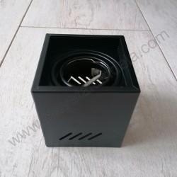 Nadgradna lampa usmeriva 1xGU10 FREZYA-S crna