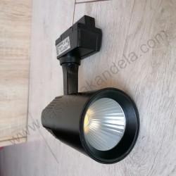 LED šinska svetiljka 20W 4200K VARNA-20 crna