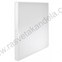 Led panel nadgradni M203422-N 600x600 40W 4000K pozadinsko osvetljenje