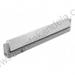 LED strela roto 58 cm M203825 10W 6500K sa prekidačem bela