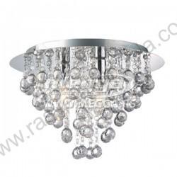 Luster plafonjera prečnik 38cm MG17002-3 akrilni kristali