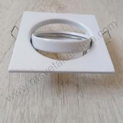 Rozetna usmeravajuća OT5076 aluminijum bela