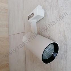 LED šinska svetiljka 20W 4200K VARNA-20 bela
