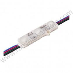 LED modul RGB EPISTAR SMD5050 0.7W IP67