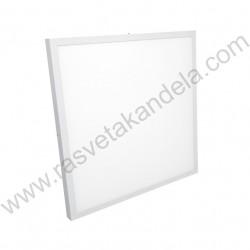 LED panel nadgradni 36W 595x595 LPN-P6060W-36/W 6400K