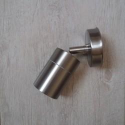 Baštenska zglobna zidna lampa 1xGU10 M952 S mat hrom