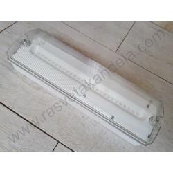 Panik lampa LED M627L IP65 ABS