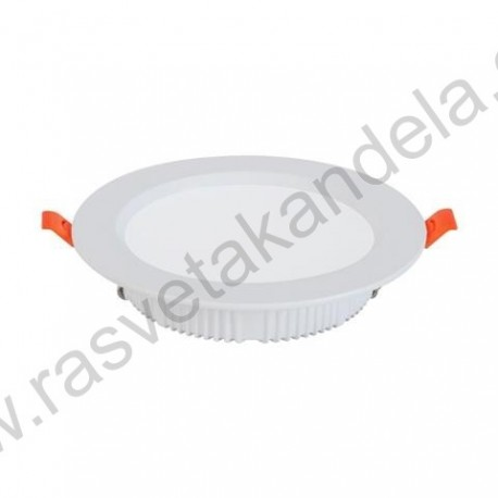 Ugradna LED lampa okrugla 24W 4200K ALEXA-24
