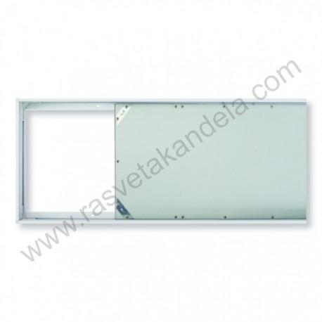 Ram nadgradni za LED PANEL 600x300 FRAME-3060