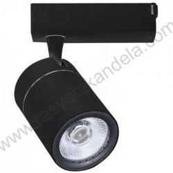 LED šinska svetiljka 35W DUBLIN 4200K crna