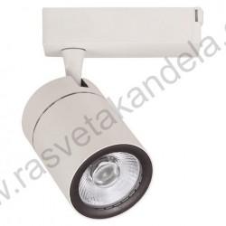 LED šinska svetiljka 35W DUBLIN 4200K bela