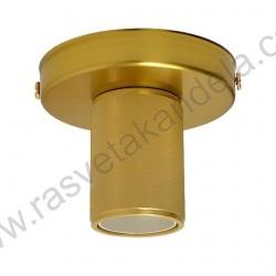 Plafonska lampa 1xE27 M481 zlatna