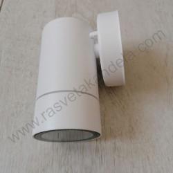 Baštenska zidna lampa 1xGU10 M951012 mat bela