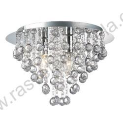 Kristalna luster plafonjera prečnik 38cm CRYSTAL-R kristali K5