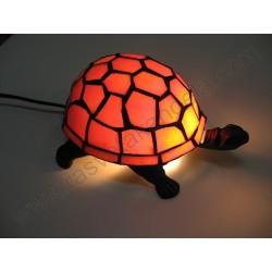 Tifani stona lampa kornjača D06299B