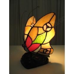 Tifani Tiffany stona lampa leptir B071270