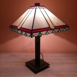 Tifani Tiffany stona lampa G123984
