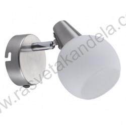 Spot lampa M130510 bela