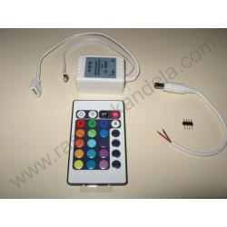 IC kontroler za RGB led traku 3x2A 12V 72W Horoz