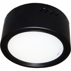 Nadgradna LED lampa M2053 18W crna