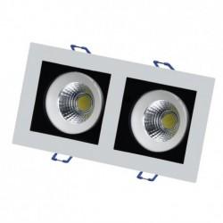 Ugradna LED lampa LUG6430-16/W 6500K