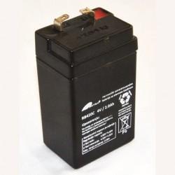 Baterija panik lampe 4V 2Ah