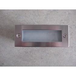 Ugradna LED lampa HL954L PERLE 1,2W 6400K
