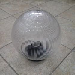 Kugla prizmatik transparentna fi 300 sa osnovom M300111