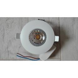 Ugradna okrugla vodootporna LED lampa GABRIEL 6W 4200K