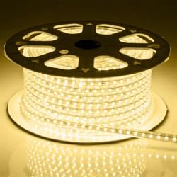 LED svetleće crevo toplo belo kotur 100 m