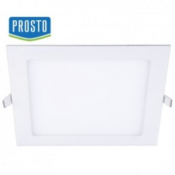 LED panel 12W četvrtast LUP-P-12 3000K