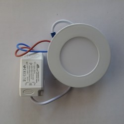 LED panel 3W okrugli M3UO 4000K