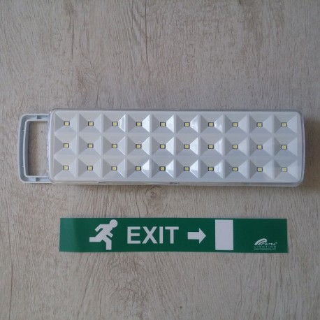 Panik LED lampa M632L