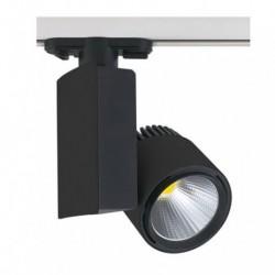 LED šinska svetiljka HL828L 23W 4200K crna