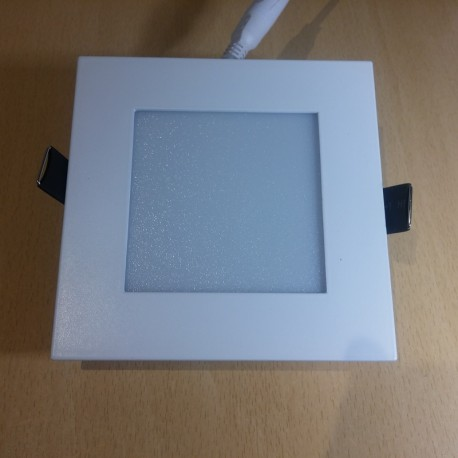 LED panel 6W četvrtast HL684L 3000K