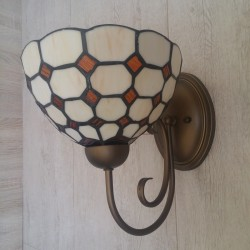 Tifani zidna lampa W081012