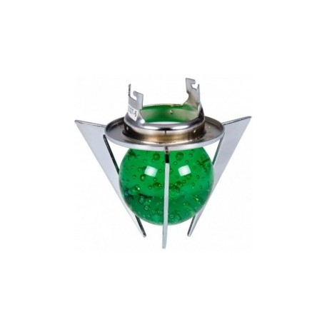 Ugradna lampa VT1782 zelena