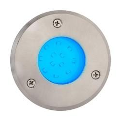 Spoljna LED lampa za ugradnju u beton HL940L SAFIR plava svetlost