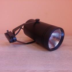 LED šinska svetiljka 30W BERN 4200K crna